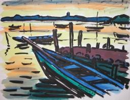 D. Huisken, 2004